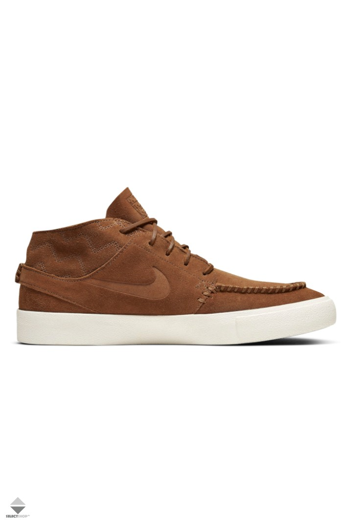 Nike SB Zoom Janoski Mid Crafted Sneakers