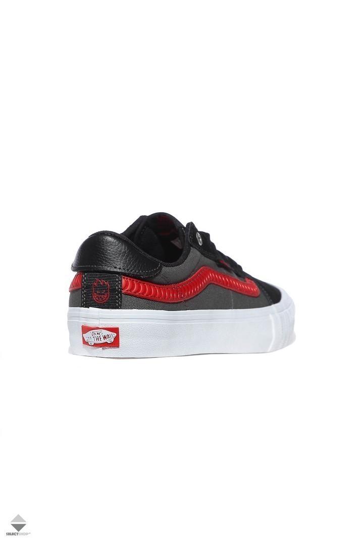 229e8664f6a8 Vans x Spitfire Style 112 Pro Sneakers Black  VNA347XQOI