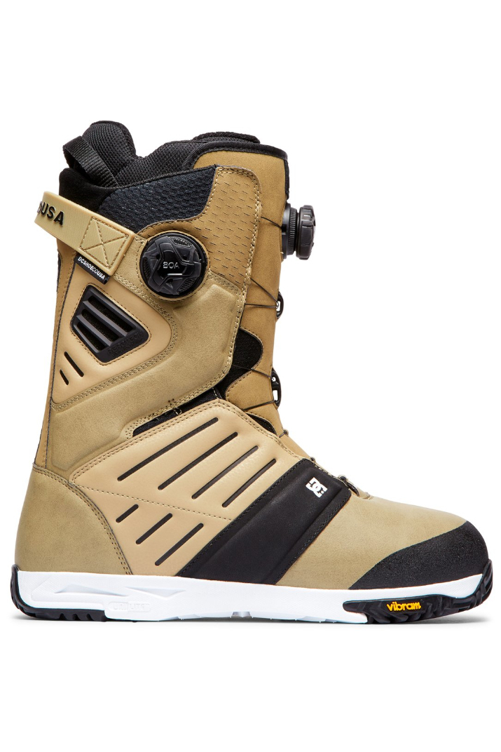 Dc Shoes Judge Boa Snowboard Boots Adyo100036 Klp Kelp