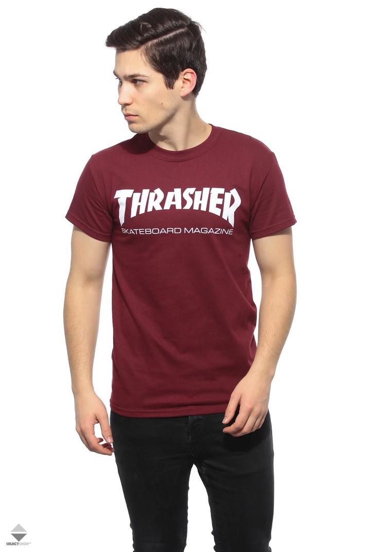 ce066d93df0 Thrasher Skate Mag T-shirt 110295