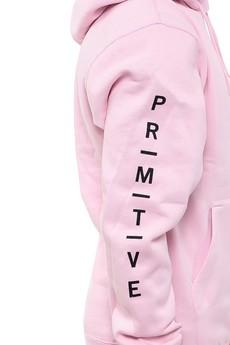Primitive x Rick And Morty Vortex Hoodie Sweatshirt Black