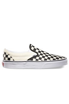 Vans Classic Slip On Checkerboard Sneakers