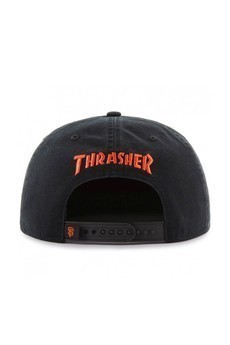 47 Brand X Thrasher San Francisco Giants Thrasher Goldmerrow Snapback
