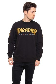 47 Brand X Thrasher Striker Crewnweck