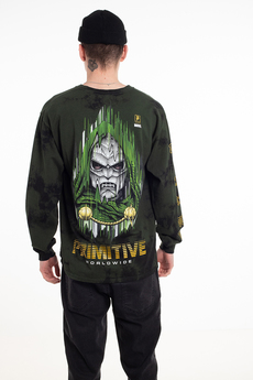 Primitive X Marvel Doom Longsleeve