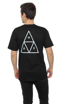 Huf Essentials Triple Triangle T-shirt