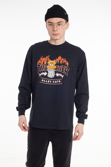 Thrasher Alley Cats Longsleeve