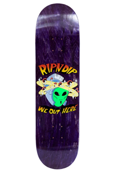 Ripndip Out Of This World Deck
