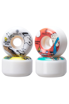 Element x Peanuts Squad Wheels 52