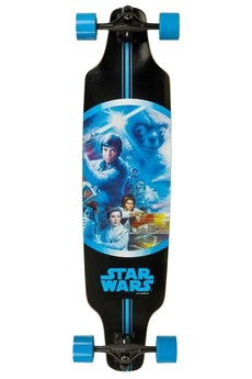 Powerslide Star Wars Freeride Luke Longboard