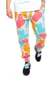 Ripndip Oversize Camo Sweat Pants