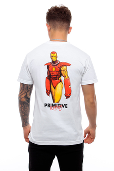 Primitive X Marvel Iron Man T-shirt