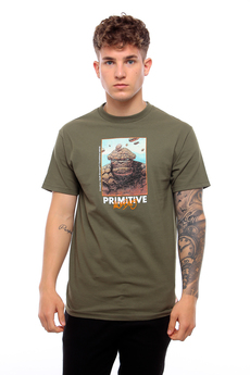 Primitive X Marvel Thing T-shirt
