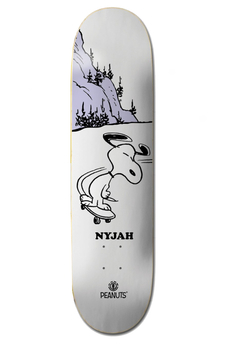 Element X Peanuts Snoopy Nyjah Deck