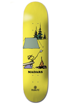 Element X Peanuts Woodstock Madras Deck