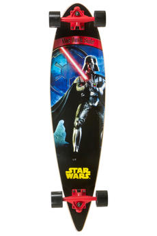 Powerslide Star Wars The Dark Side Longboard
