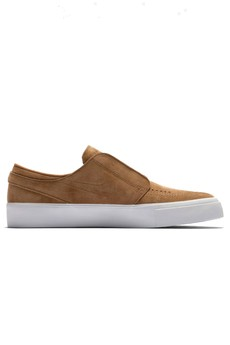 d241c1bca11 Nike SB Zoom Janoski HT Slip-on Sneakers British Tan AH3369-224