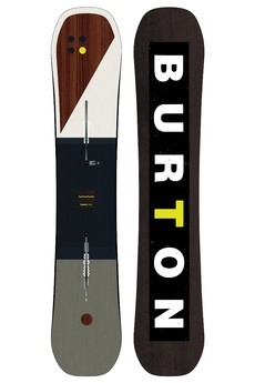 Burton Custom Flying V Snowboard 162W