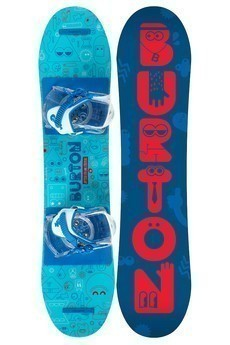 Burton After School Special 80 Snowboard Package