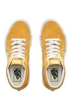 Details about  /Vans Classic Sk8-Hi Pig Suede Black White Skateboard New Men Shoes VN0A4BV618L