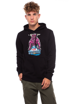 Element X Ghostbusters Crushed Hoodie