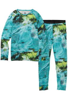 Burton Lightweight Base Layer Kids Set