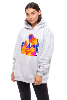 Local Heroes Free Love Hoodie