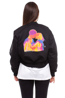Local Heroes Free Love Women's Jacket