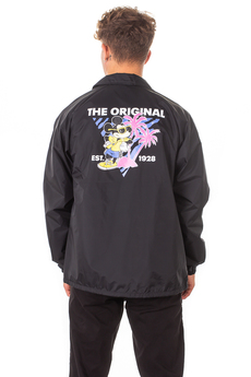 Vans X Disney 80'S Mickey Mouse Jacket