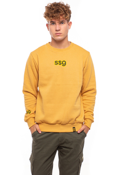 SSG Smoke Story Group Comics Crewneck