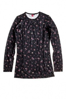 Roxy Tree Top Thermal Top