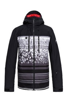 Quiksilver Misson Block Snow Jacket