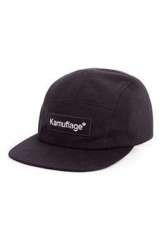 Kamuflage Flash 5panel Cap