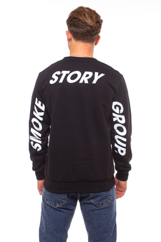 SSG Smoke Story Group Premium Big Logo Crewneck