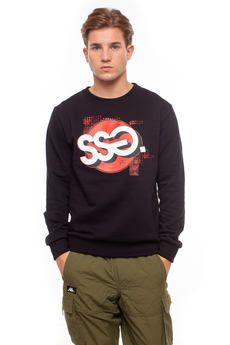 SSG Smoke Story Group Graffiti Circle Crewneck