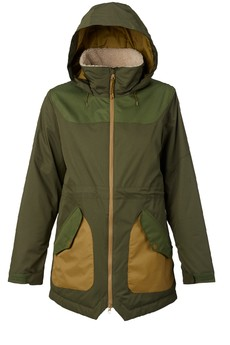 Burton Prowess Womens Snow Jacket