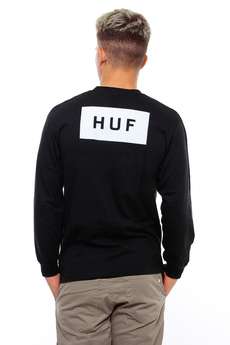 Longsleeve HUF Essential Bar Logo