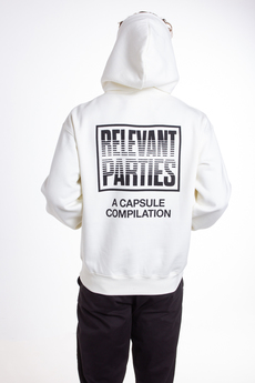 Carhartt WIP Printed Vol 1 X RELEVANT PARTIES Hoodie