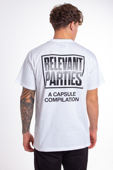 Carhartt WIP Parties Vol 1 X RELEVANT PARTIES T-shirt