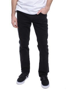 Kamuflage Jeans Slim Straight Pants