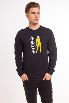 HUF X Kill Bill Black Mamba Longsleeve